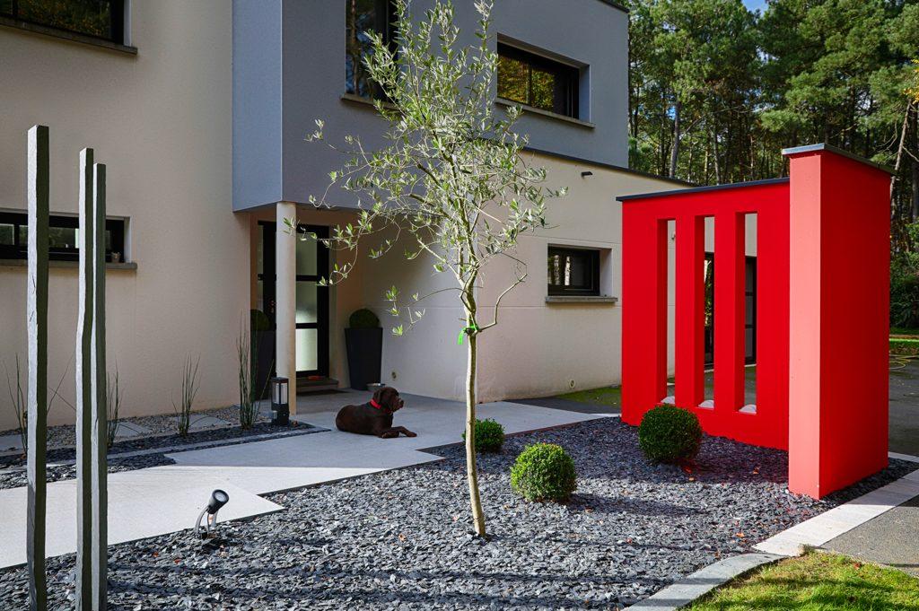 Création unique entrée. Jardins des 4 Saisons. Guer, Ploërmel, Redon, Plélan-Le-Grand, Maure de Bretagne