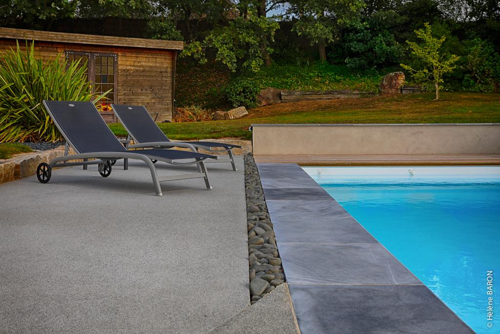 piscine Jardins des 4 saisons